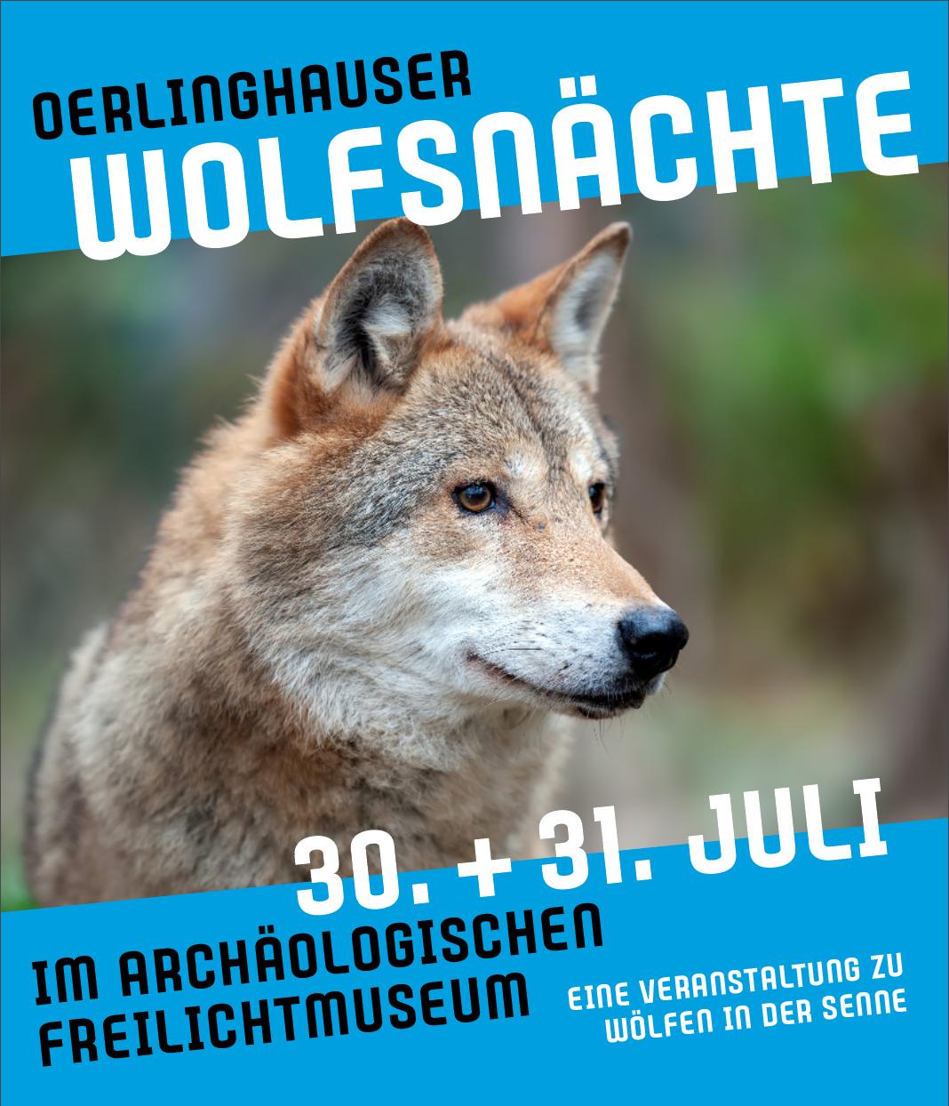 Oerlinghauser Wolfsnächte