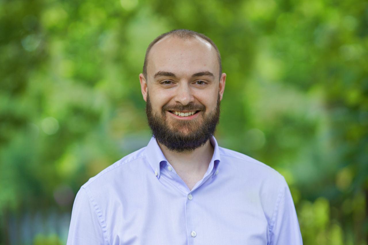 Nik Riesmeier Direktkandidat für die Bundestagswahl