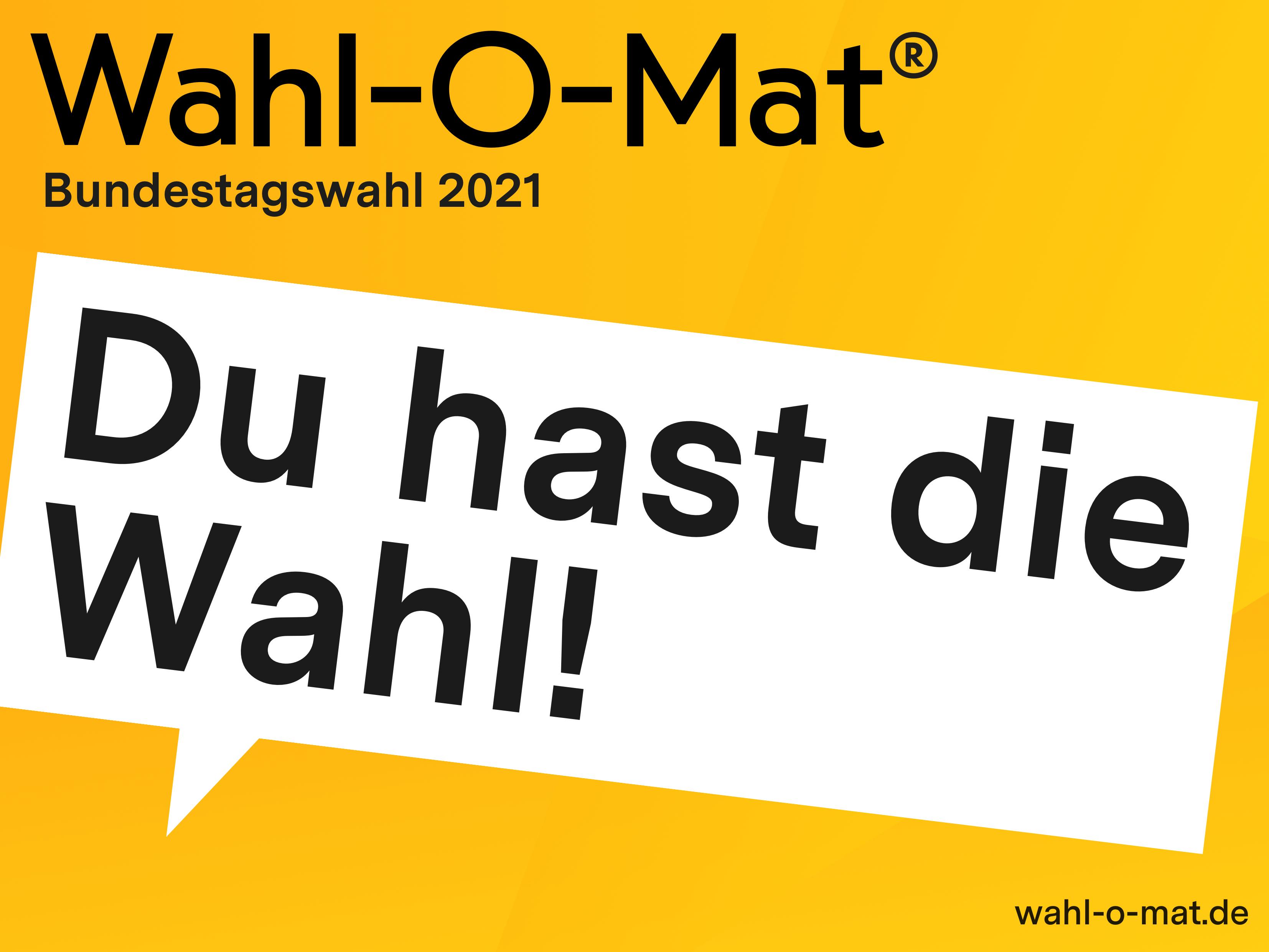 Am 26.09. ist Bundestagswahl